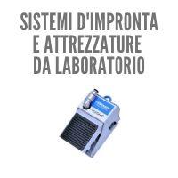 SISTEMI D'IMPRONTA E ATTREZZATURE DA LABORATORIO
