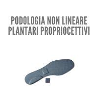PODOLOGIA NON LINEARE - PLANTARI PROPRIOCETTIVI