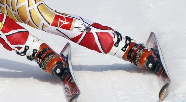 Visuel-ski